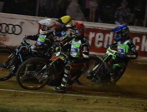 2020 Australian Speedway Championships Round 5: Gillman